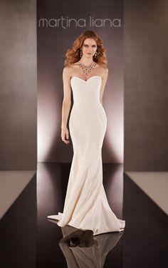 Modern Wedding Dresses | Wedding Dresses | Martina Liana