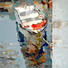 """""""Off the Mist"""" by Josef Kote size 36x36"""