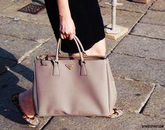 Prada Bag | 2012  I still gotta have this