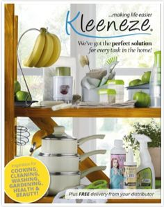 *New Spring catalogue* Making Life Easier, Kitchen Cart, Cleaning, East Coast, Cooking, Spring, Health, Easy, Inspiration