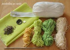 pontinhos ao vento: Canto da Costura