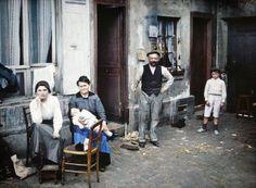 1914 : Paris in Colour