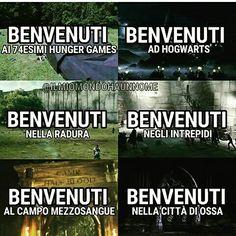 #BENVENUTI!