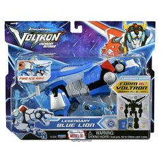 Blue Lion Voltron The Legendary Defender Figure