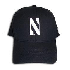 Northwestern Wildcats New Era 39Thirty College Store 51e824a32c4
