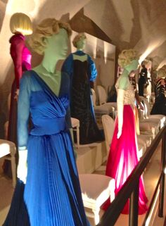 Fashion News…undercover at the Valentino Exhibit, Somerset House, London by Sara Delaney : Lucky Community #lucky