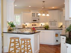 Spectacular Southern Kitchen  - plan #111D-0025 | houseplansandmore.com