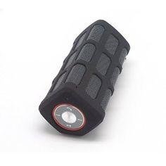Waterproof Bluetooth Speaker with Powerbank
