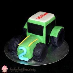 Traktorkake