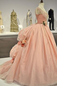 Phantom of the Opera pink gown
