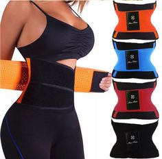 The Apple Curves Sport Belt tightens, tones and flattens your stomach. Ideal for working out. It creates compression in your core to stimulate thermal activity, burning more calories. The Apple Curves