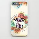 Travel the World Art Print by Famenxt