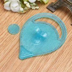 1 pcs Makeup Natural Perfect Facial Skin Care Cleansing Silicone Gel Soft Pad Face Blackhead Remover Brush