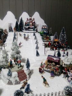 Christmas Village Ski Lift For Sale.459 Best Christmas Village Ideas Images In 2019 Christmas