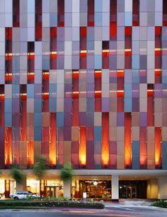 Iluma, 201 Victoria Street, Singapore by WOHA Architecture :: entertainment and retail development