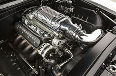 Kyle Busch's Detroit Speed Built 1969 Camaro. 1969 Chevrolet Camaro Ls7 Engine