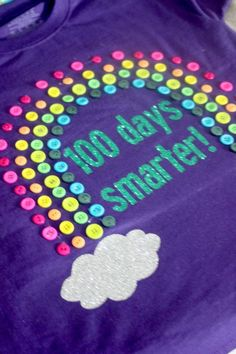 Tag Shirt Ideen day shirt ideas 5 Tag Shirt Ideen 5 T. 100th Day Of School Crafts, 100 Day Of School Project, School Fun, School Days, School Projects, Projects For Kids, 100 Day School Shirt, 100 Day Project Ideas, 100 Days Of School Project Kindergartens