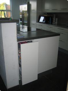 ... kastenwand apeiros keuken the kitchen keukeneiland ikea keukeneiland