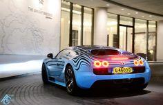 Bugatti Veyron SuperSport Le Saphir Bleu