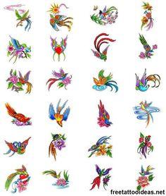 bird ink - http://www.freetattooideas.net/category/bird-tattoos/