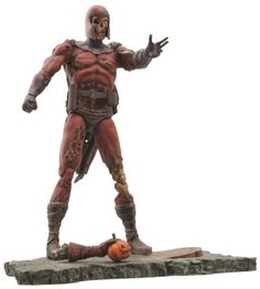 MARVEL SELECT ZOMBIE MAGNETO - COLLECTOR'S EDITION #DiamondSelect