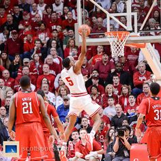 Troy Williams -- #IUCollegeBasketball