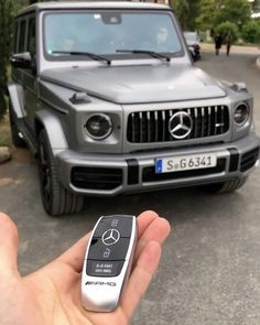 First hand look at the all new Mercedes-AMG G63  What do you think? By @alan_enileev   #Goodlife . #mercedes #mercedesamg #g63 #amg…