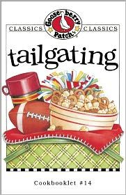 ( Have to include this Cookbook for this Board!)  Tailgating Cookbook by Gooseberry Patch