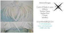 Feather Capes by melaniejdesigns