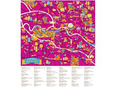 Crumpled City™ Berlin Map - Junior