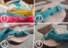 Как украсить платье?  How to decorate flowers a dress?