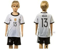 http://www.xjersey.com/germany-13-muller-home-euro-2016-youth-jersey.html GERMANY 13 MULLER HOME EURO 2016 YOUTH JERSEY Only $35.00 , Free Shipping!