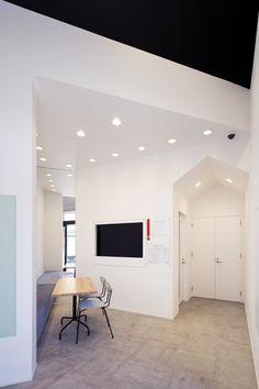 株式会社日本中央住販本社|オフィス|大阪・東京の一級建築士・設計事務所SWING