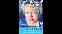 DeVora Clark COHEN talks about Hearing G-d's Voice