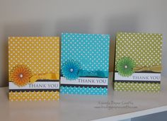 How To Make Flower Greeting Cards With Copic Markers: A Cherry On Top