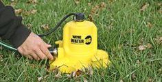 WaterBug Multi-Flo Pump
