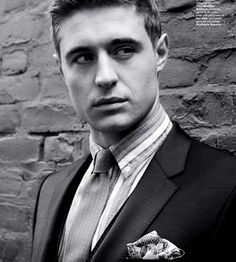 Max Irons as Tom Marvolo Riddle