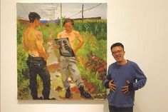 Liu Xiaodong (b1963, Jincheng, Liaoning Province, China)
