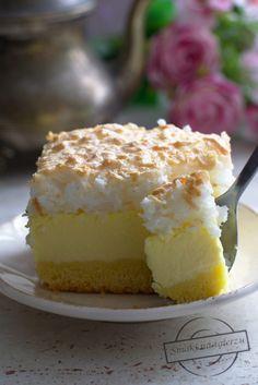Sernik z bezą kokosową – Smaki na talerzu Vanilla Cake, Cook, Recipes, Bakken, Recipies, Ripped Recipes, Cooking Recipes, Medical Prescription