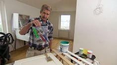 Martin Timells målarskola i Äntligen hemma