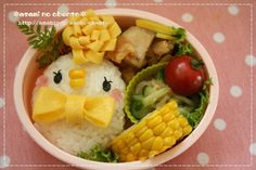 little bird bento