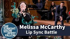 """Jimmy faces off with Melissa McCarthy in a hilarious lip sync-off to songs like ZAYN's """"Pillowtalk"""" and """"Colors of the Wind"""" from Disney's Pocahontas. Subscr..."""