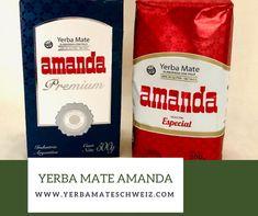 Zwei Neuheiten von Yerba Mate Amanda. Groberer Schnitt, länger gelagert, was sich im Geschmack wiederspiegelt. Yerba Mate, Amanda, Te Quiero, Argentina, News