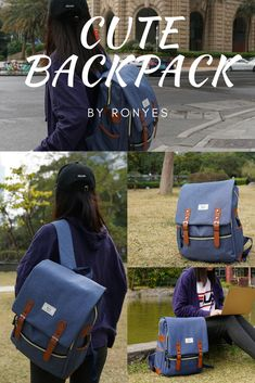 Cute backpacks for women Cute Backpacks For Women, Bags, Fashion, Handbags, Moda, Fashion Styles, Taschen, Purse, Fashion Illustrations