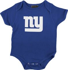 NY Giants Baby Fan..this is somethiing my husband would buy our little boy