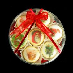 Christmas Cookies Dollhouse Miniature Food by DollhouseKitchen