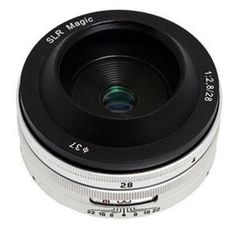 28mm f/2.8 Lens with 1:1 for for Sony E-mount NEX Series Cameras