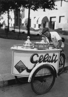 vintage ice cream factory - Google Search