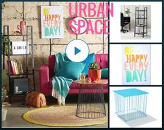 Create your urban space with these decor from @Kmart_Australia