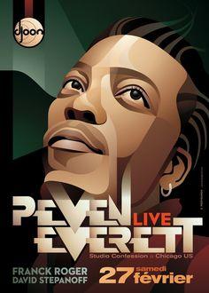 Peven Everett flyer